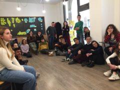 Studenti dell'Università di Macerata a scuola di impresa