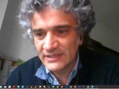 Il professor Andrea Polini