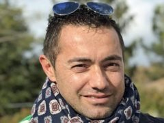 Il sindaco di Pieve Torina Alessandro Gentilucci