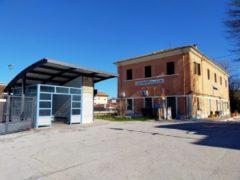 Stazione ferroviaria di San Severino Marche