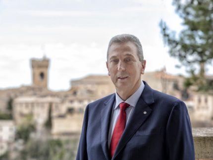 Antonio Bravi, sindaco di Recanati