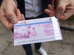 Buoni spesa donati a Tolentino