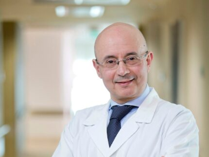Dottor Albertini, Coordinatore Unità Operativa di Chirurgia Cardio-Toraco-Vascolare a MCH
