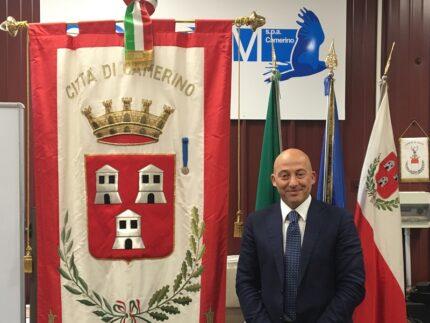 Sandro Sborgia, sindaco di Camerino