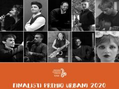 Finalisti dell'edizione 2020 del Premio Massimo Urbani