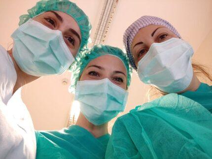 Ostetriche, medici, sanità