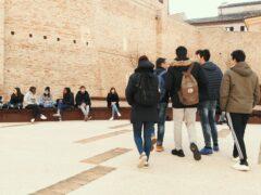 Orto dei Pensatori a Macerata