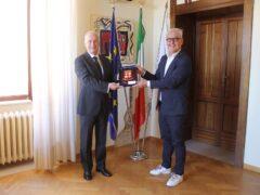 Incontro a Macerata tra il sindaco Carancini e il prefetto Ferdani