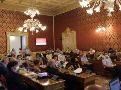 Riunione sulla videosorveglianza integrata a Macerata