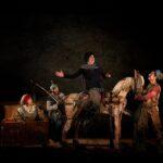 Spettacolo sull'armata Brancaleone