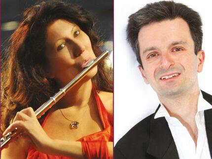 Luisa Sello ed Andrea Bacchetti