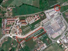 """Progetto della nuova stazione ferroviaria """"Tolentino Campus"""""""