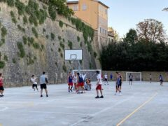 Nuova area giochi realizzata a Camerino