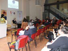 Riunione per la realizzazione del Centro commerciale naturale a Macerata