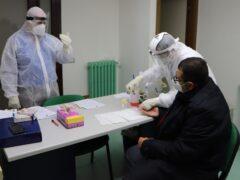 Screening sierologico presso l'Università di Camerino