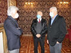 Incontro a Macerata tra il sindaco Parcaroli e il dottor Di Falco