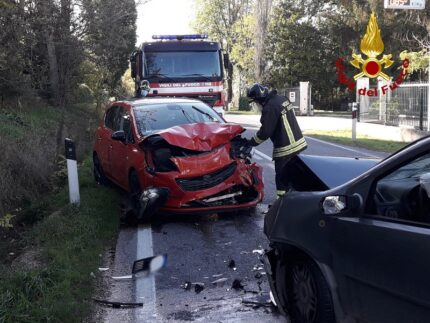 Incidente stradale a Recanati