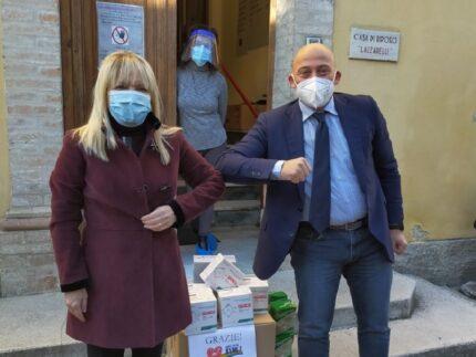 Rosa Piermattei e Sandro Sborgia