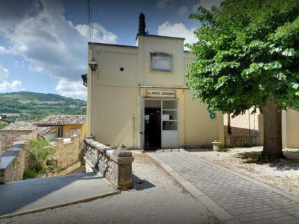 """Aula sistemi dell'Ipsia """"Ercole Rosa"""" di San Severino"""