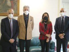 Incontro tra amministrazione comunale e Università di Macerata