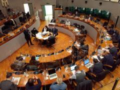 le commissioni consiliari incontrano Castelli