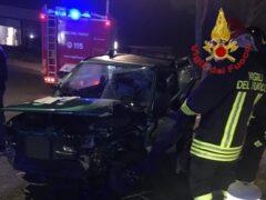 Incidente stradale a Colmurano