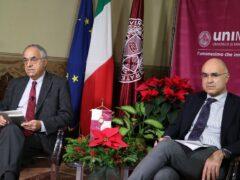 Francesco Adornato e Mauro Giustozzi