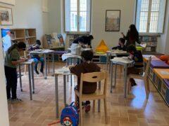 """Laboratorio per bambini """"Il tempo delle cattedrali"""""""