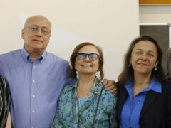 Roberto Sani, Ornella Ricca e Anna Ascenzi