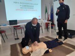 Corso di primo soccorso per la Polizia Locale di San Severino