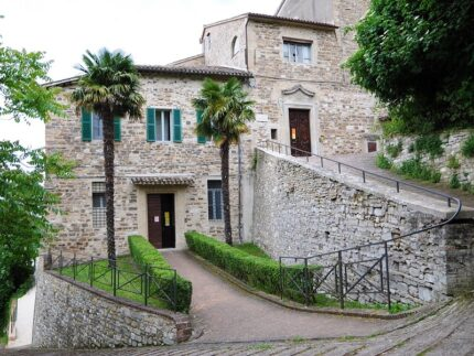 Chiesa di Santa Caterina a San Severino Marche