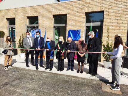 Inaugurazione dei nuovi spazi dell'Itis Divini di San Severino