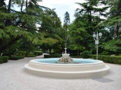 Giardino Coletti a San Severino Marche