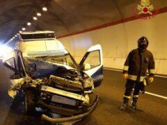 Incidente stradale a Muccia