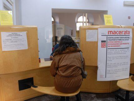 Uffici comunali di Macerata