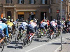 Tirreno-Adriatico a Macerata