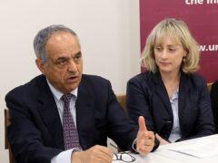 Francesco Adornato e Pamela Lattanzi