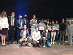 Partecipanti alla prima edizione di FameLab a Camerino