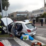 Incidente stradale a Tolentino