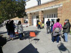 Vaccinazioni anti-Covid a San Severino
