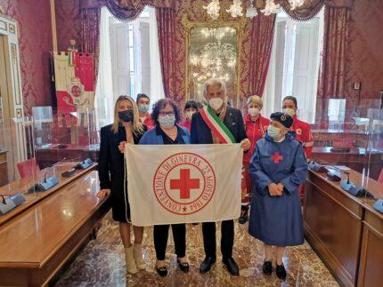 Incontro tra amministrazione comunale di Macerata e Croce Rossa