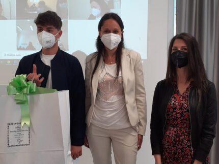 """Premiazione del progetto """"Sulle vie della parità"""""""