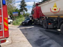 Incidente a Pieve Torina