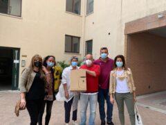 Donazioni da San Marino a Camerino