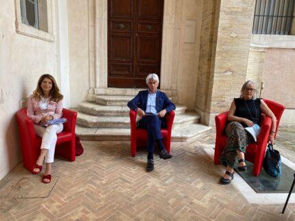 Presentazione degli eventi culturali estivi a Macerata