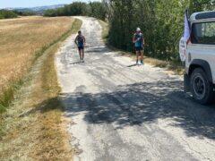 Maratona solidale a San Severino
