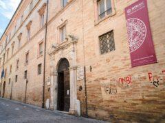 Università di Macerata, sede di via Garibaldi