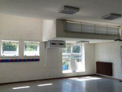 Ventilazione meccanica controllata nelle scuole di San Severino