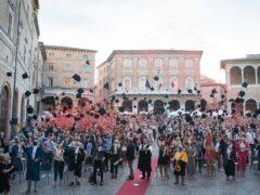 Graduation Day dell'Università di Macerata