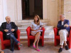 Presentazione della mostra di Lorenzo Marini